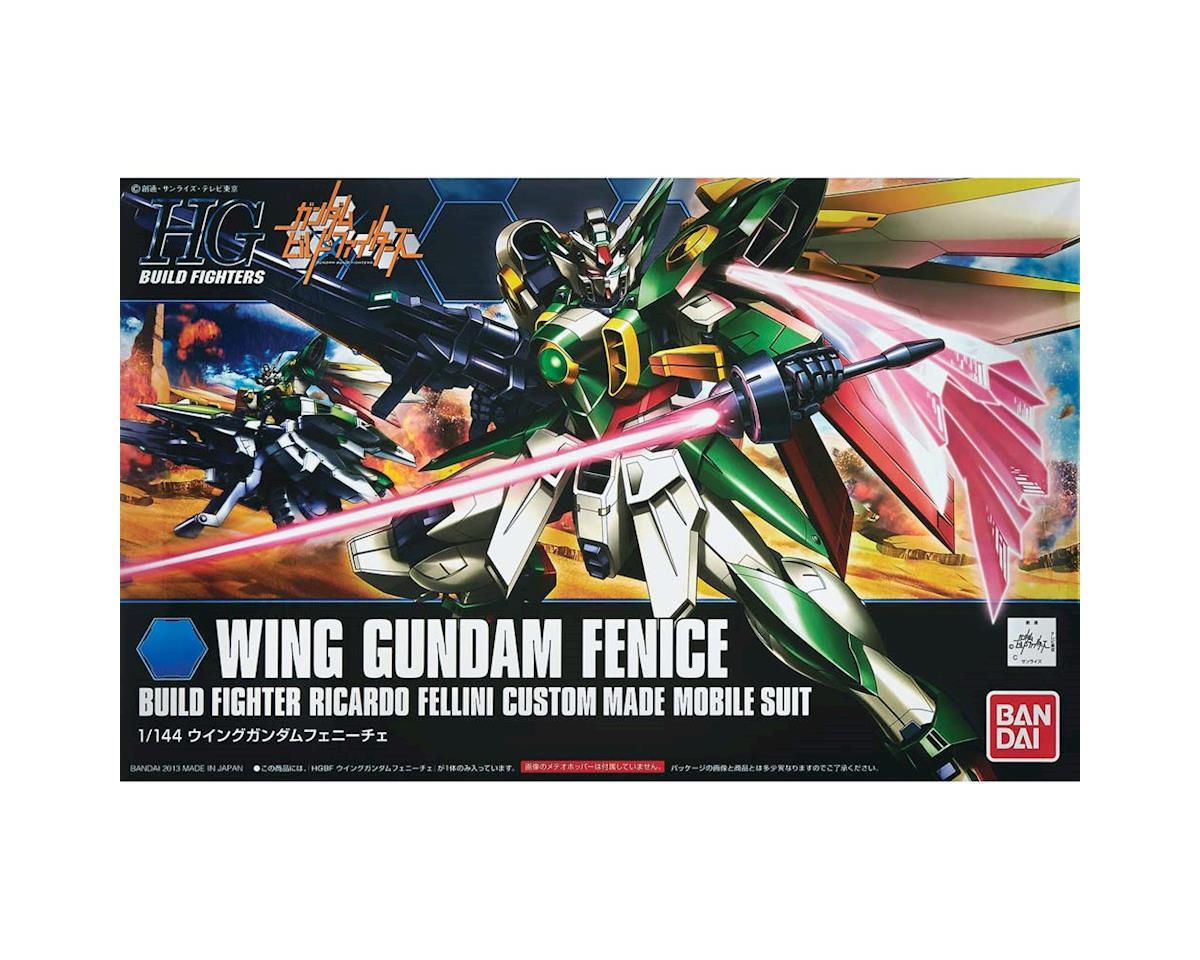 Bandai 1/144 #06 Wing Gundam Fenice