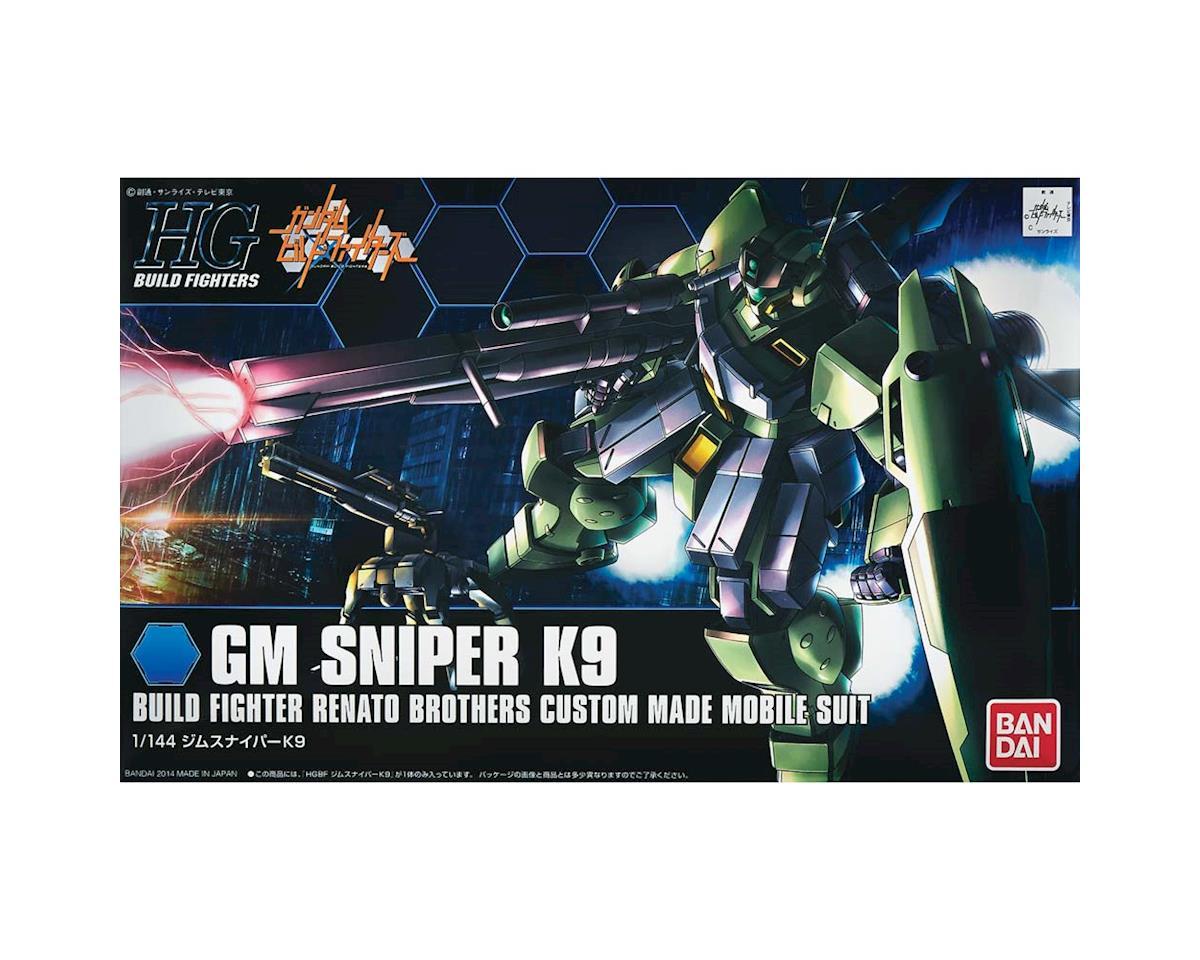 Bandai 1/144 #10 GM Sniper K9 Gundam HG