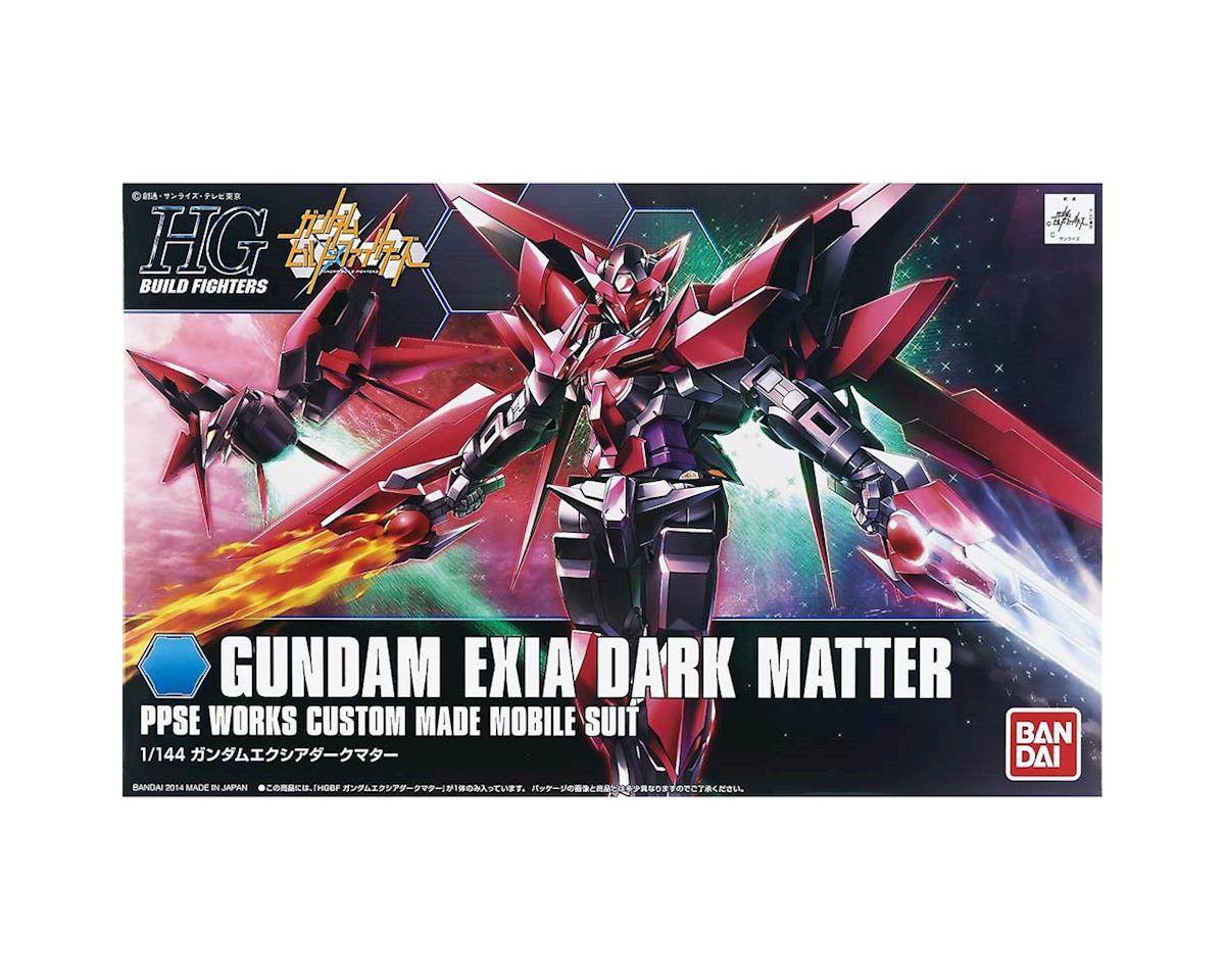 Models  1/144 #13 Gundam Exia Dark Matter by Bandai