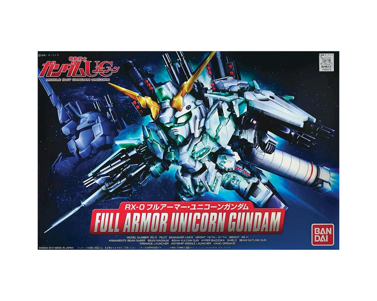 Bandai 189476 BB#390 Full Armor Unicorn Gundam SD