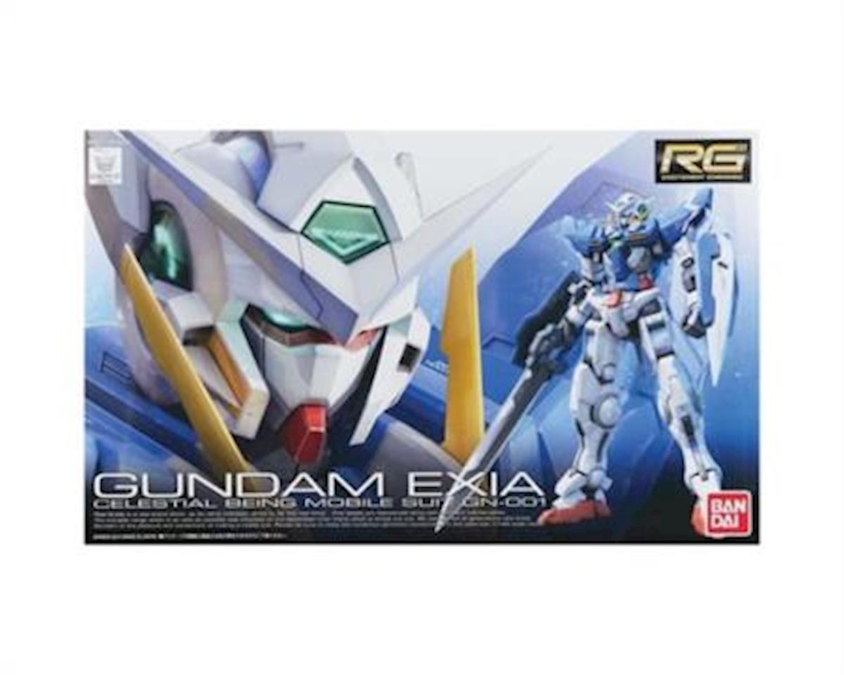 Bandai 1/144 Gundam Real Grade Series: #15 Gundam Exia Gn
