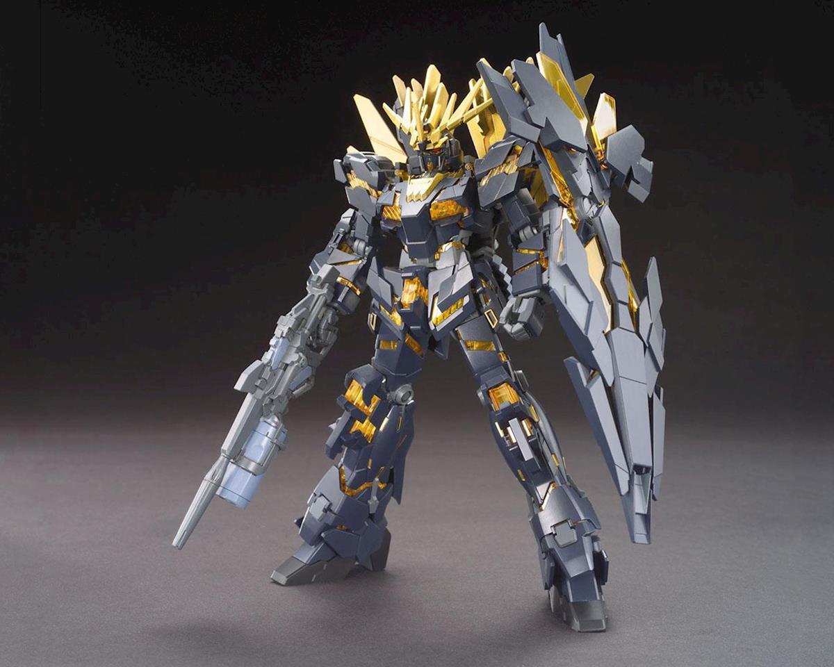 RX-0[N] Banshee Norn Destroy Mode Gundam #175 by Bandai