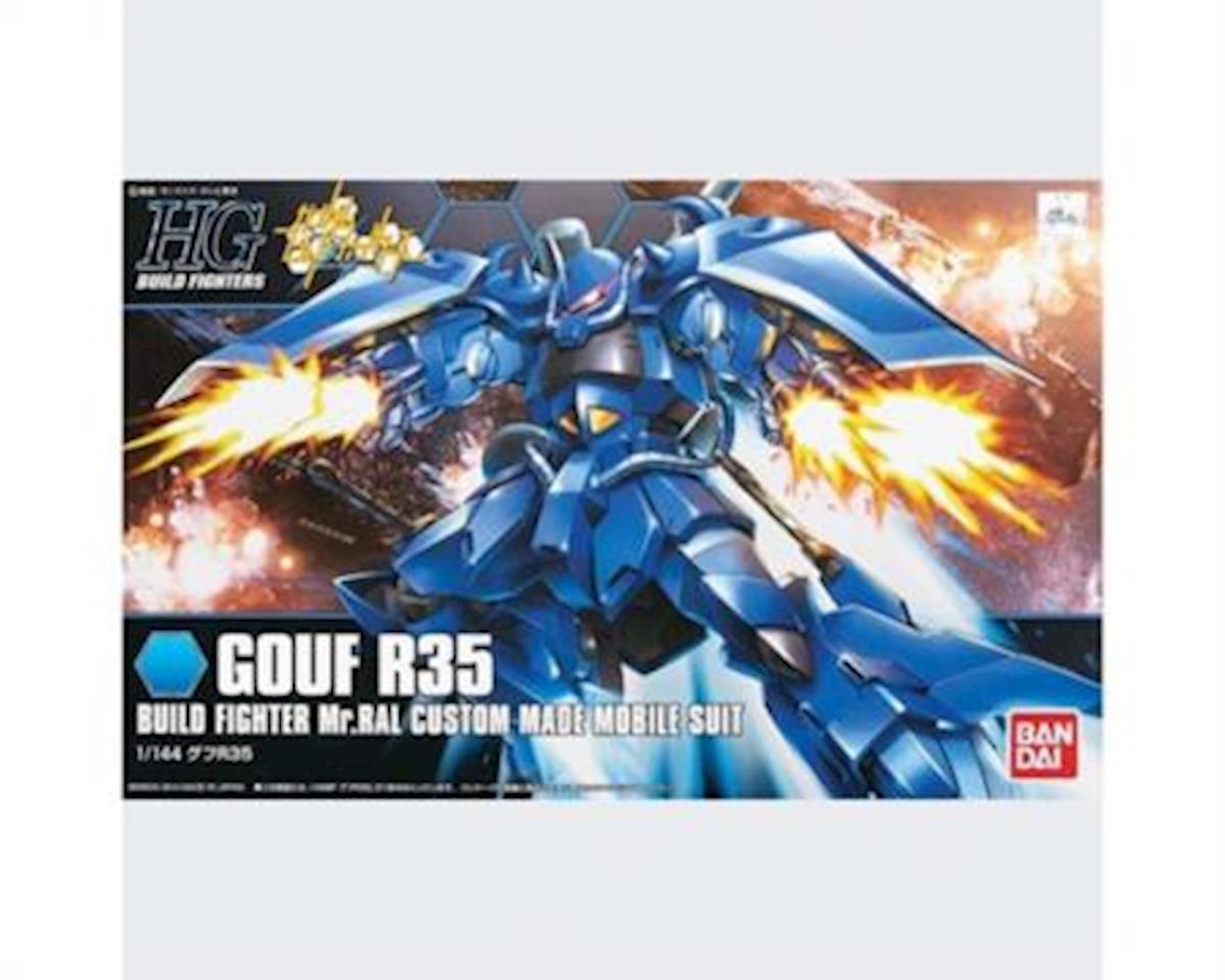 Bandai 1/144 #15 Gouf R35 Gundam HG