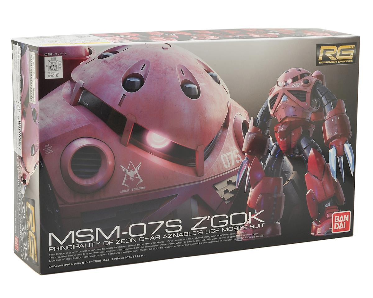 Bandai MSM-07S Char's Z'Gok Gundam #16