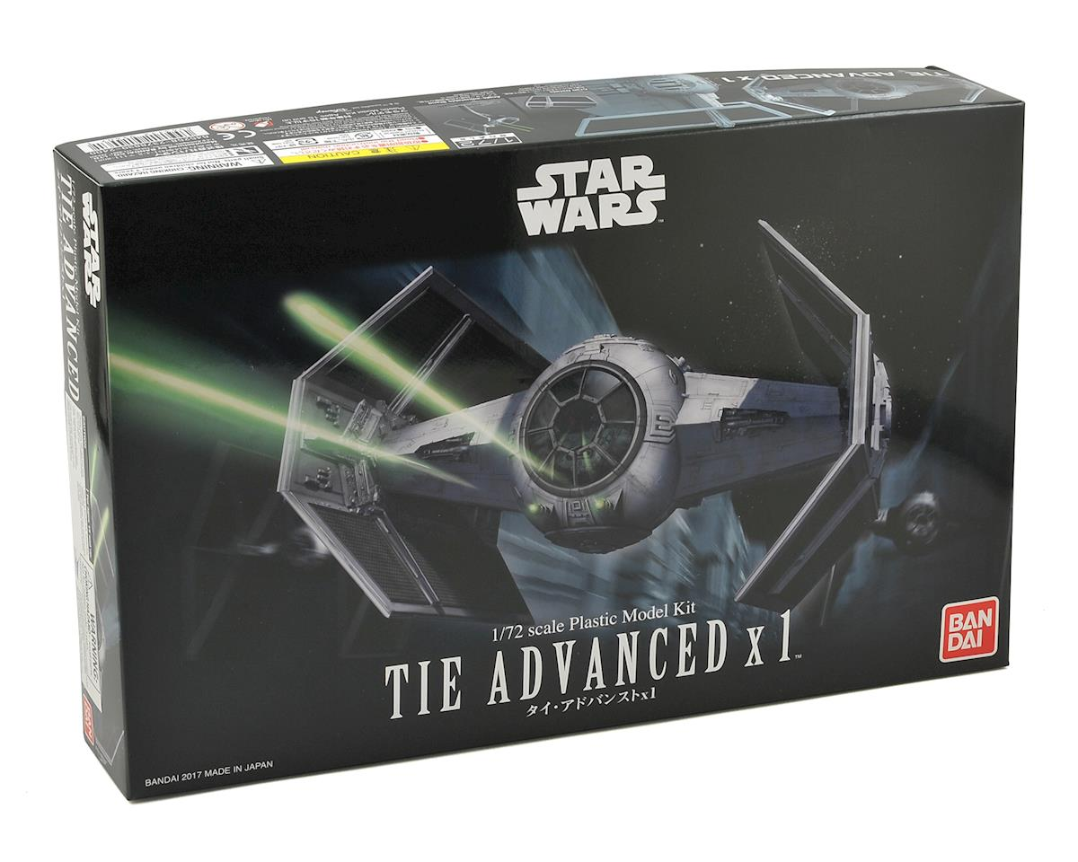 Bandai Star Wars 1/72 Advanced X1 Tie Fighter