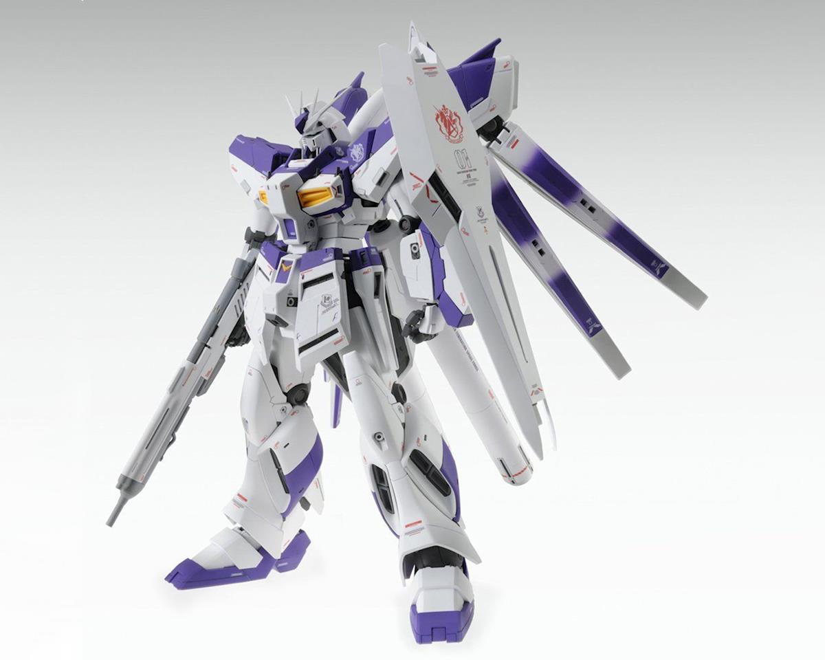 "RX-93-2 Hi-Nu Gundam Version Ka ""Char's Counterattack"" by Bandai"