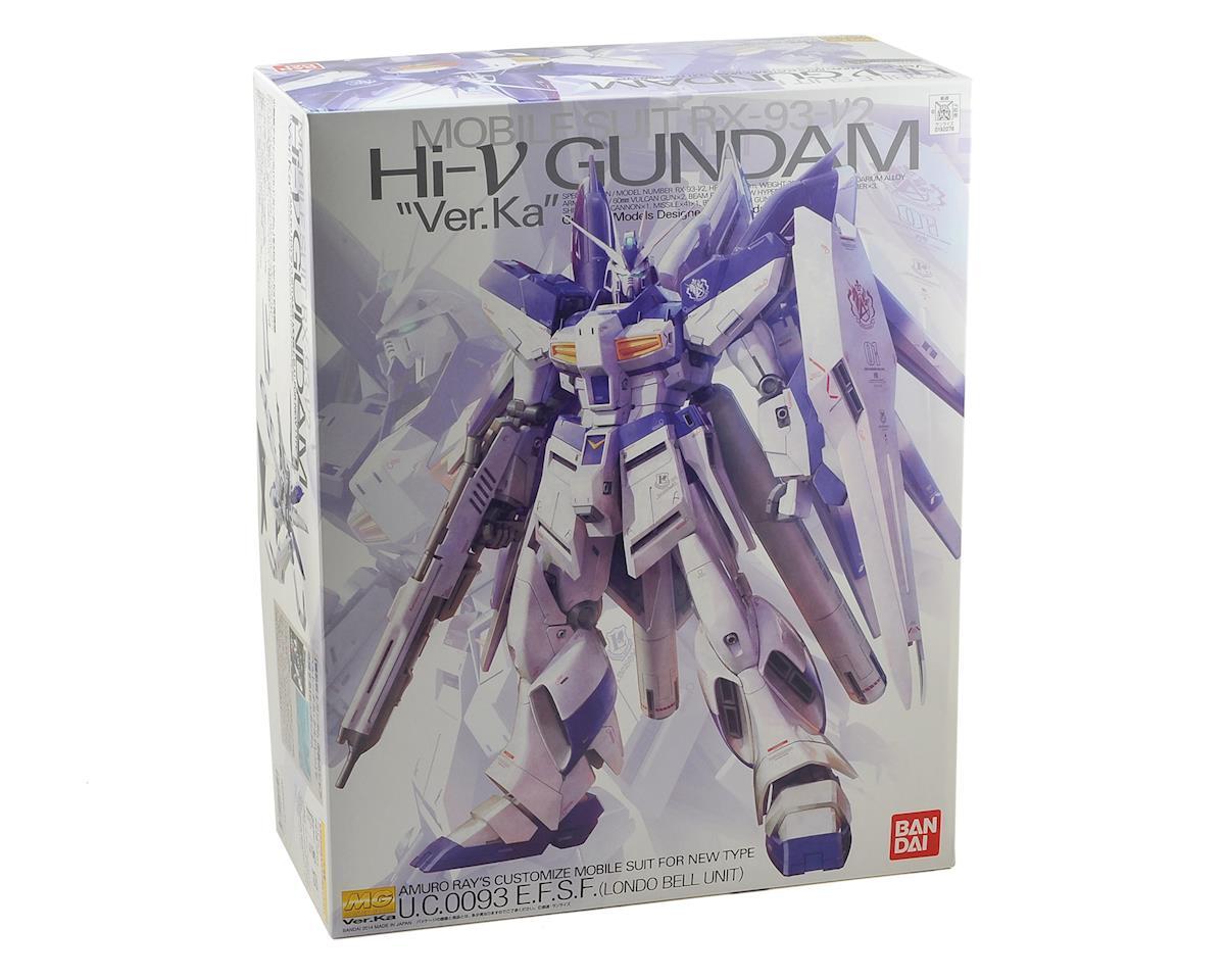 """Bandai RX-93-2 Hi-Nu Gundam Version Ka """"Char's Counterattack"""""""