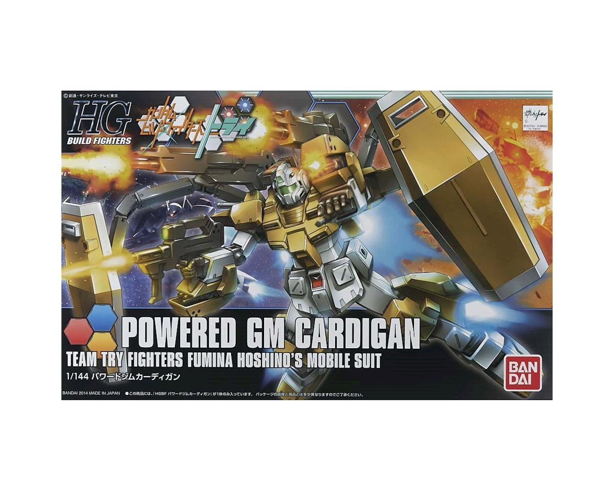 Bandai 1/144 Powered Gm Cardigan