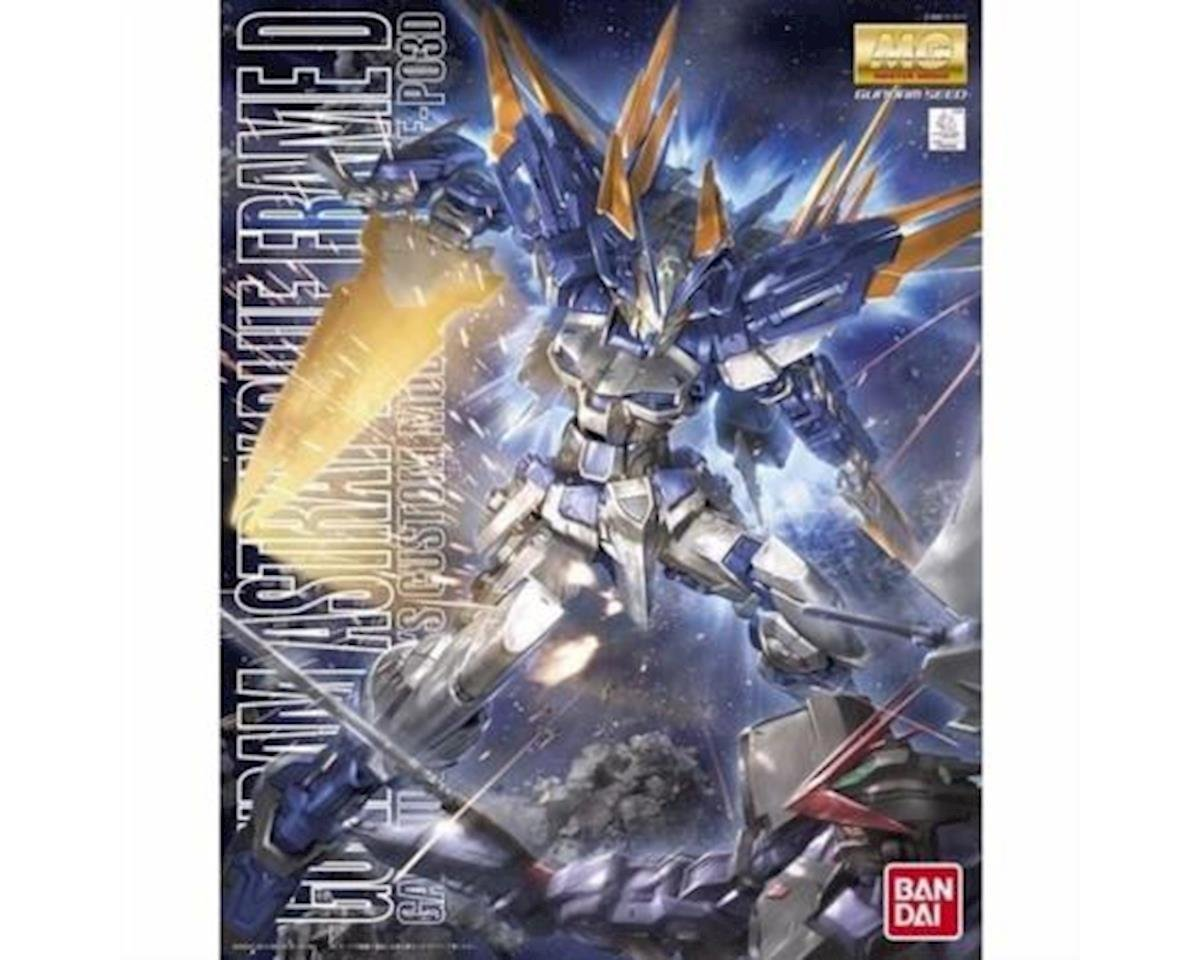 Models  Mg 1/100 Gundam Astray Blue Flame D Model by Bandai