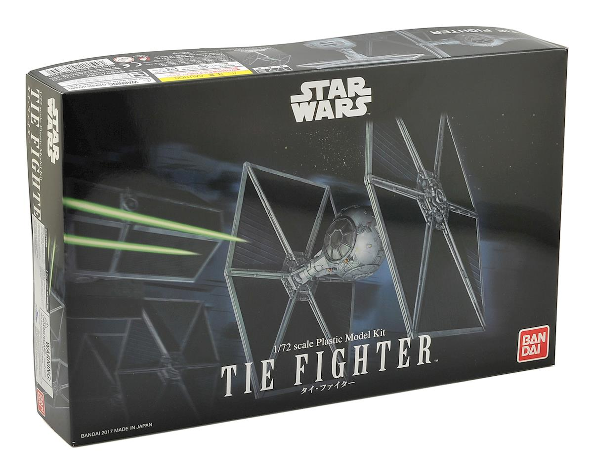 Bandai Star Wars 1/72 Tie Fighter