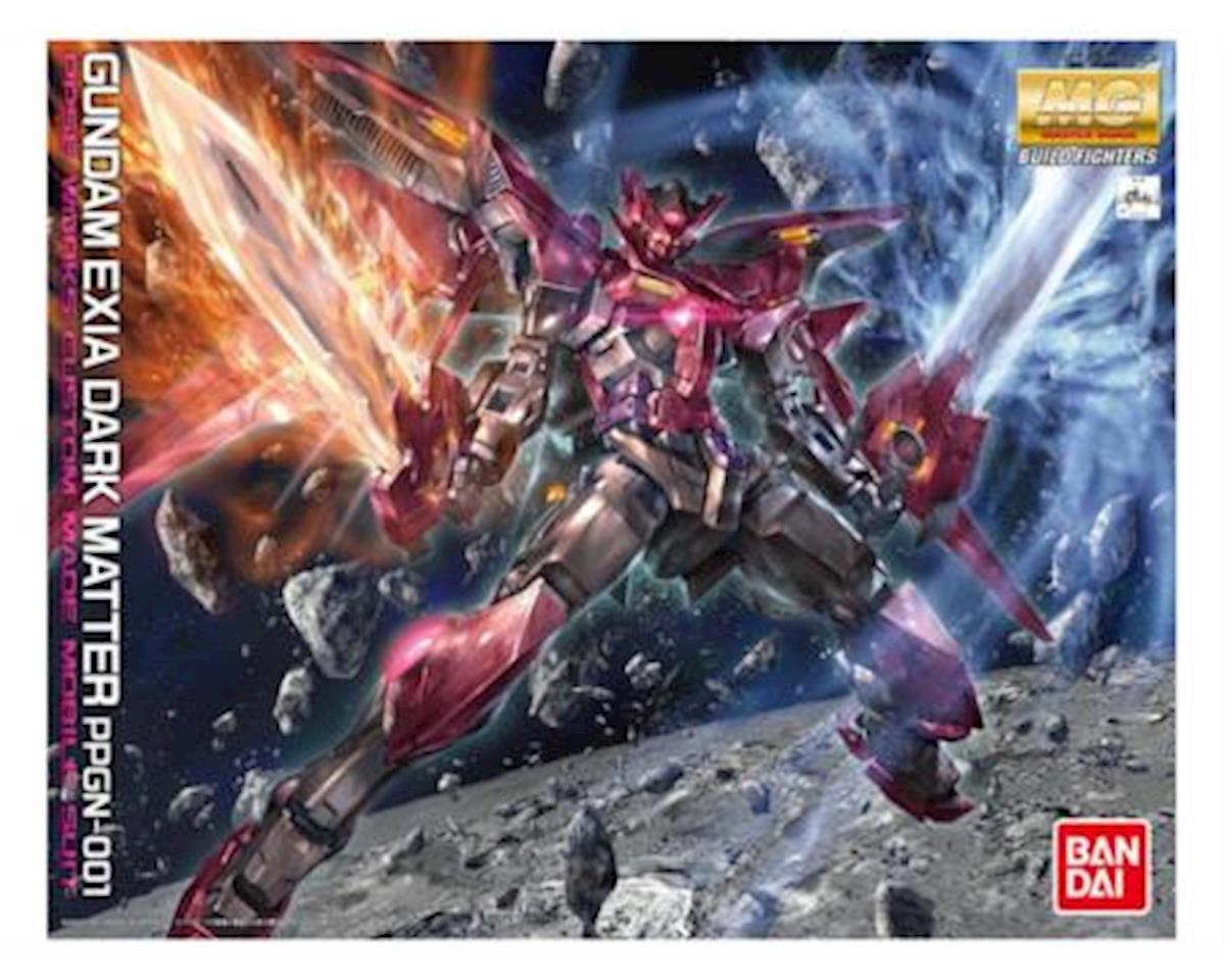 Bandai Gundam Exia Dark Matter Master Grade