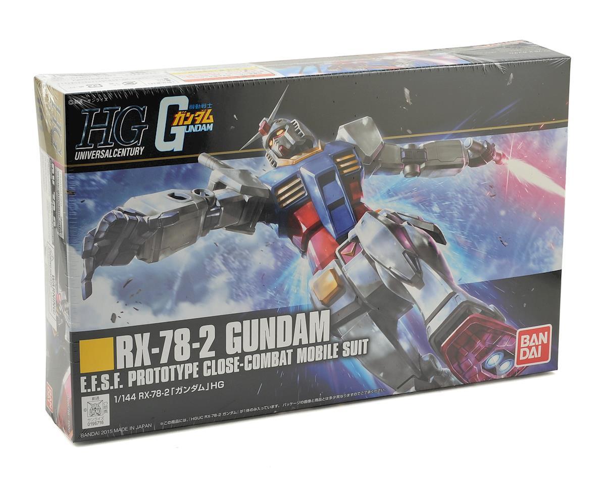 RX-78-2 Revive Gundam by Bandai