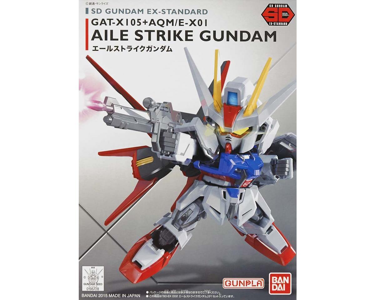 Sd Ex-Standard Aile Strike Gundam by Bandai