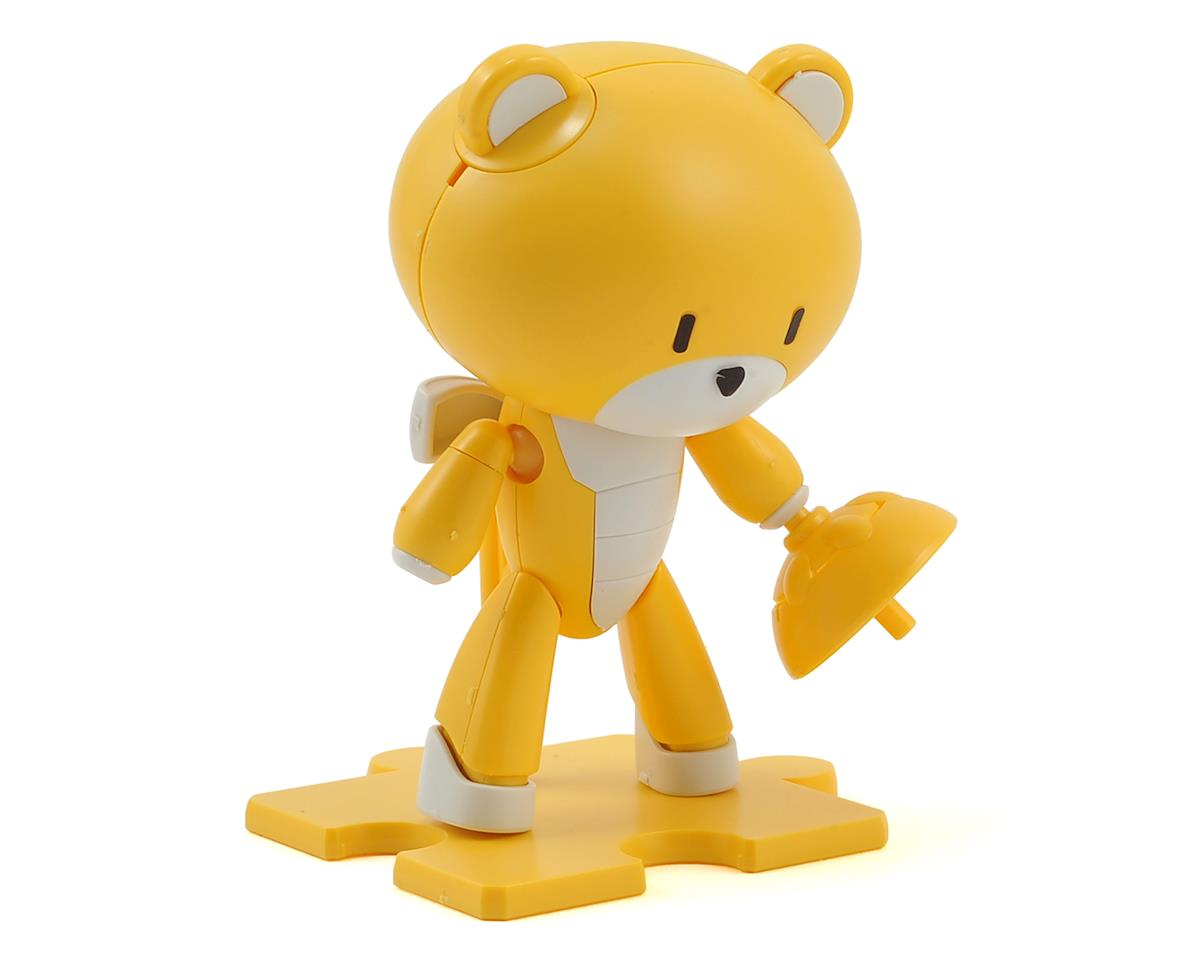Bandai Petit-Beargguy Winning Yellow Gundam