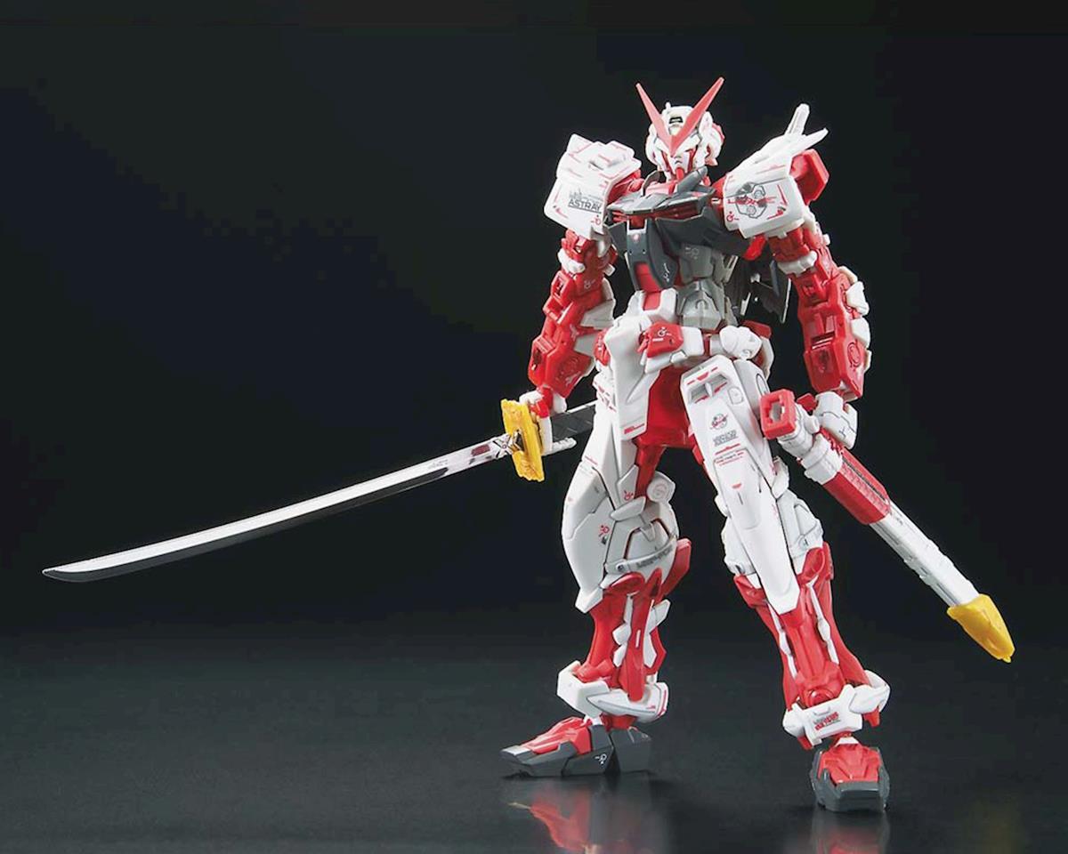 MBF-P02 Astray Red Frame Gundam by Bandai