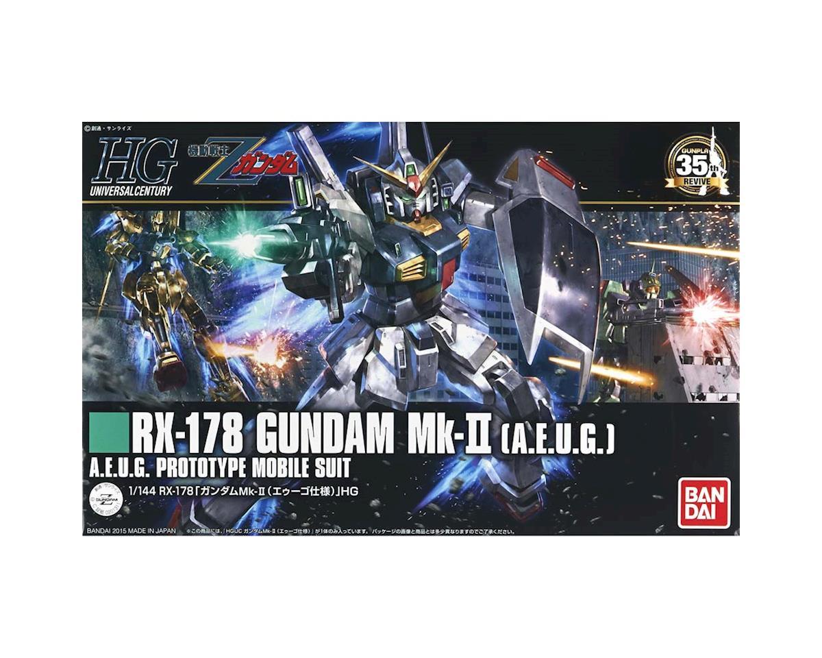 1/144 Hguc Rx-178 Gundam Mk-Ii Aeug by Bandai