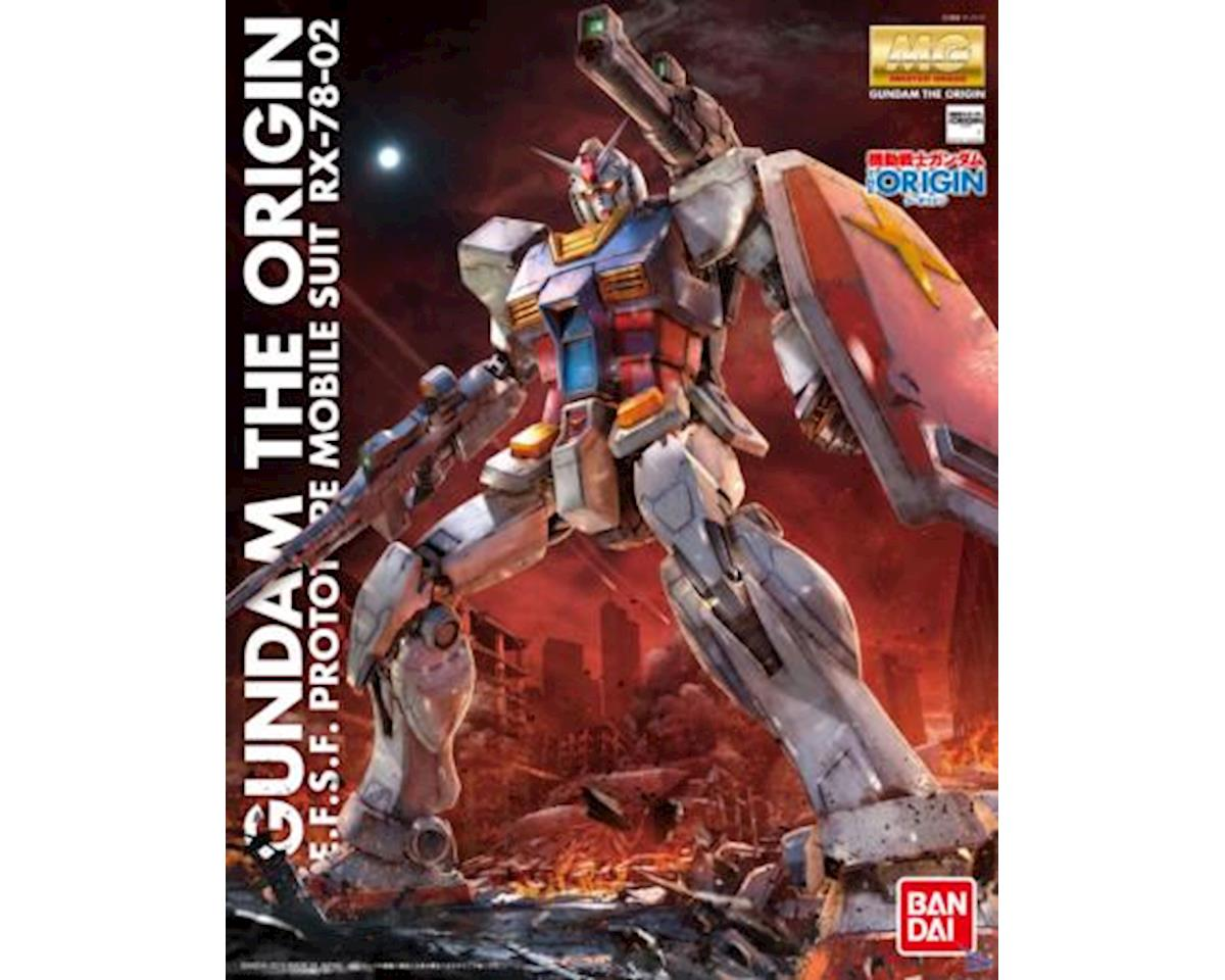 Mg1/100 Rx-78Gundam The Original Version by Bandai