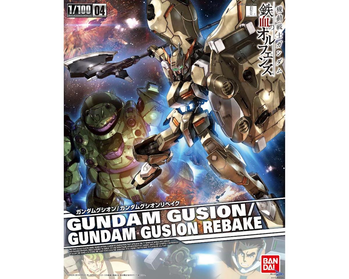 1/100 Gusiongundam Ironbloodedorphans by Bandai