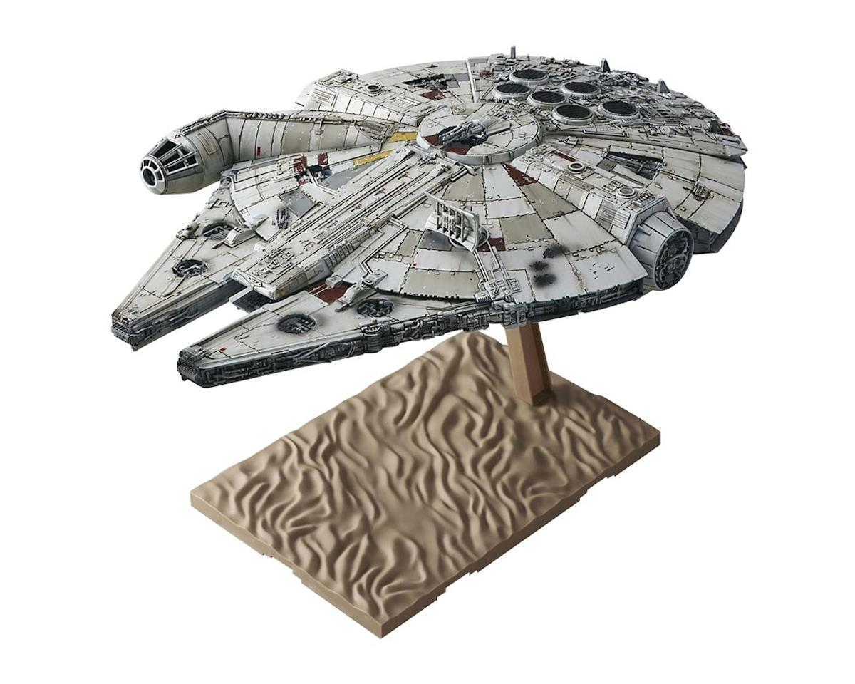 Bandai Star Wars Force Awakens 1/144 Millennium Falcon