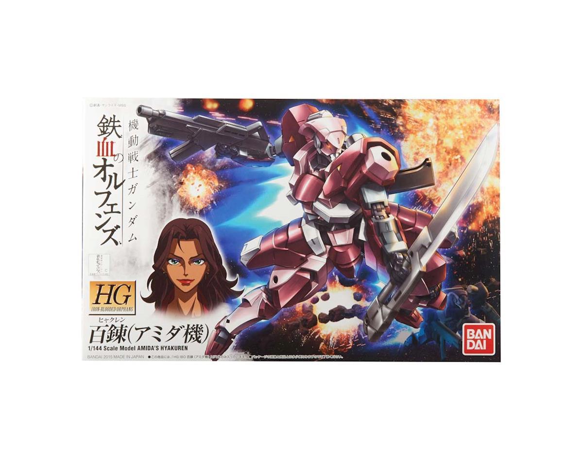 Hg 1/144 Hyakuren Ironbloodedorphans by Bandai