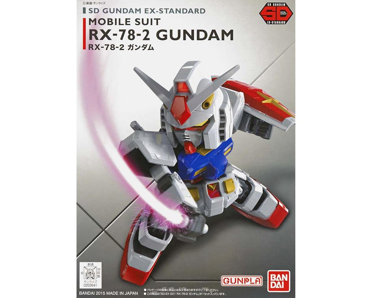 Sd Ex-Standard Rx-78-2 Gundam by Bandai