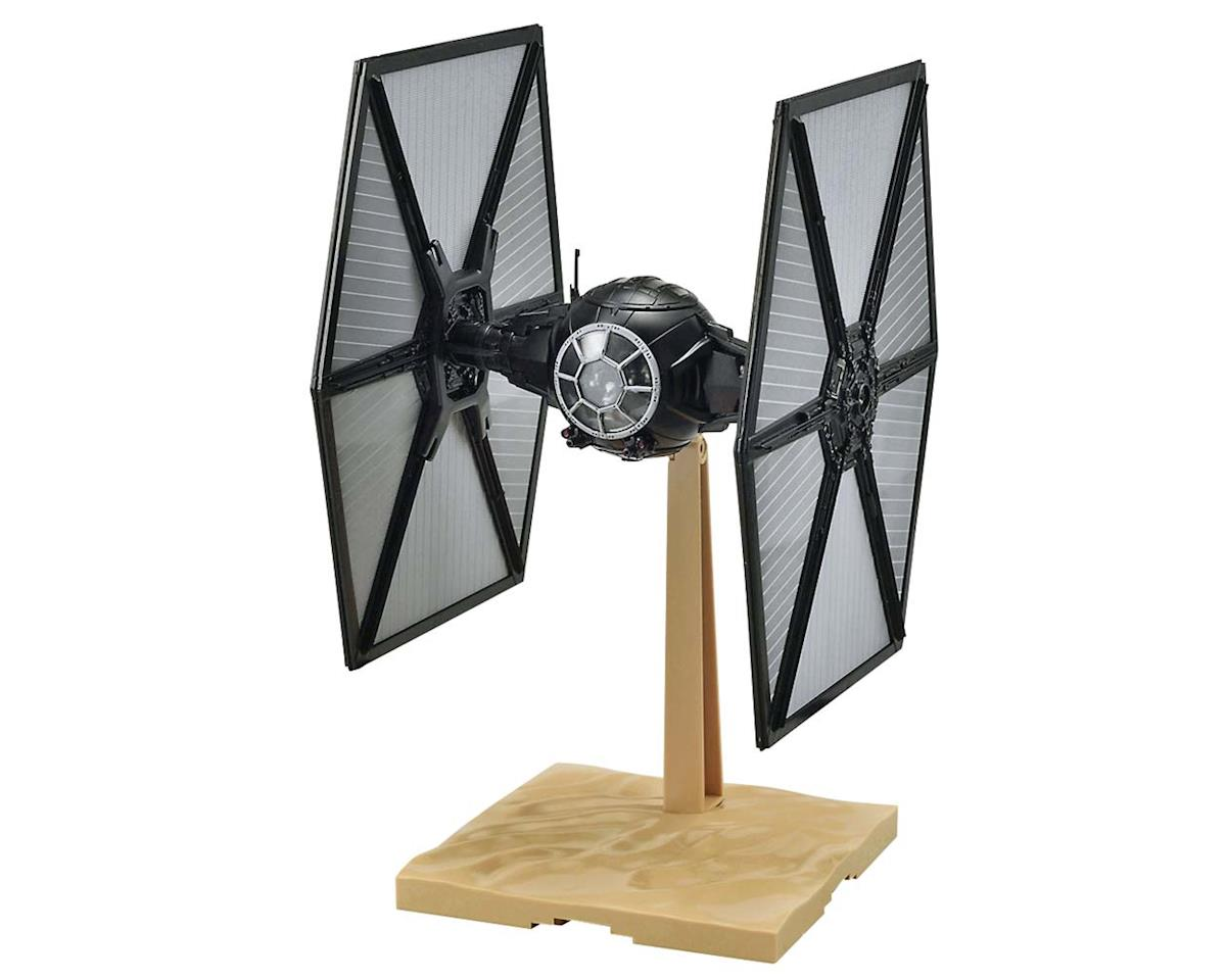 Star Wars Force Awakens 1/72 First Order Tie Fighter by Bandai