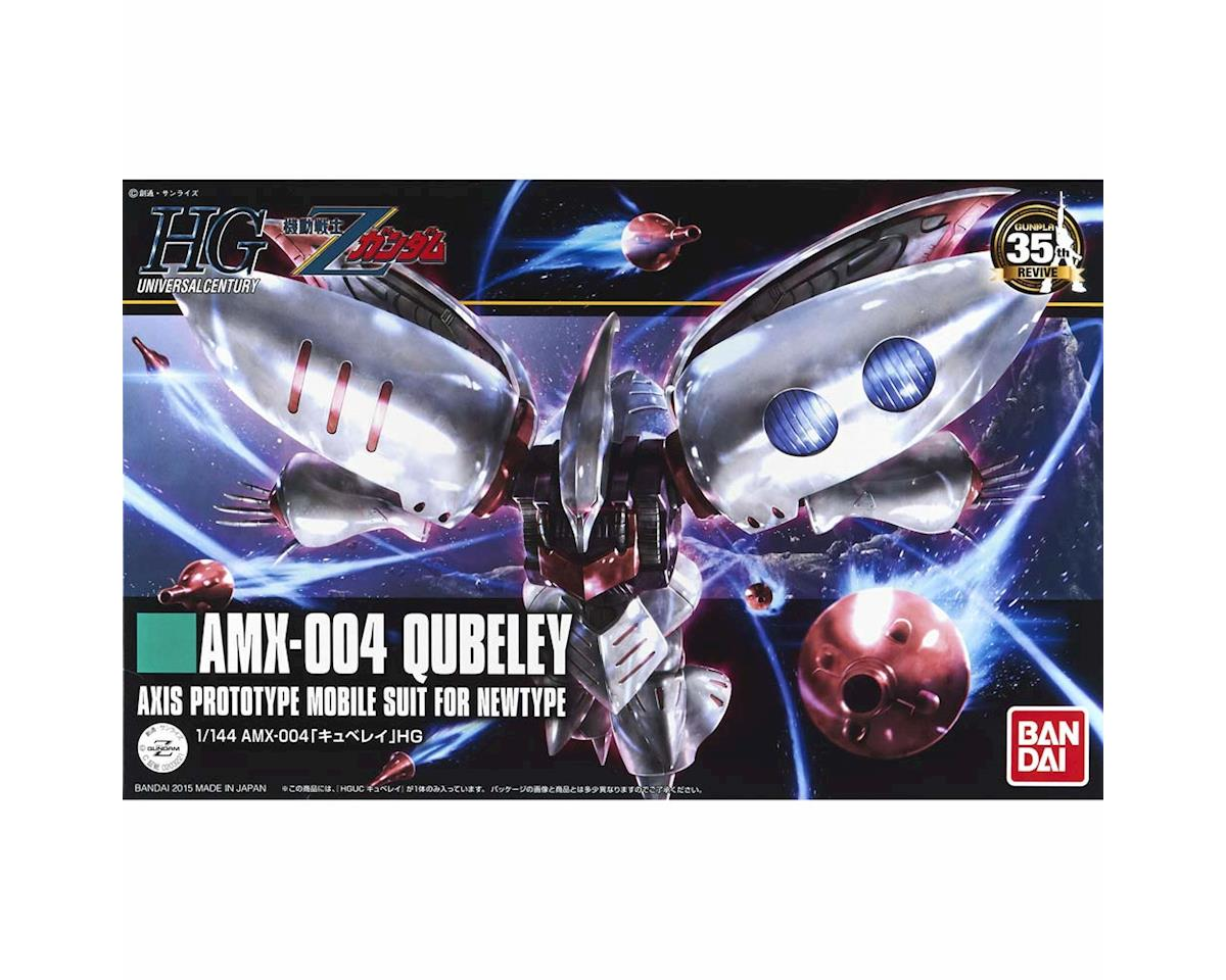 Bandai Hguc 1/144 Qubeley Zeta Gundam