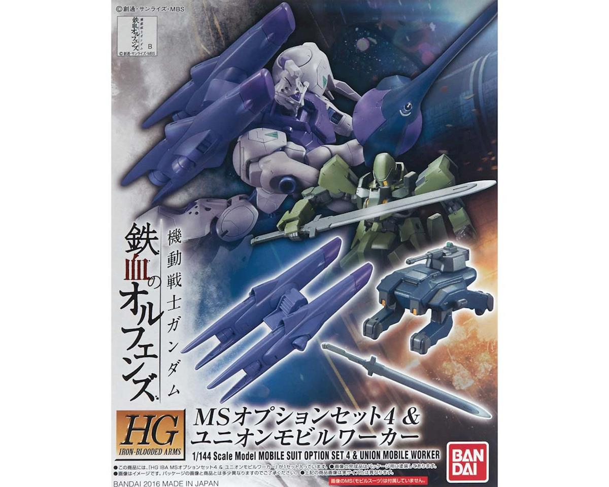 Orphans 1/144 Msoptnset 4 Iron-Blooded by Bandai