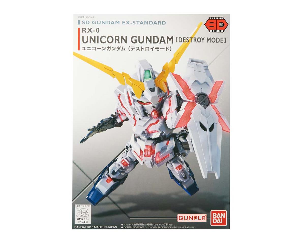 Bandai SD EX STAND 005 UNIC DEST