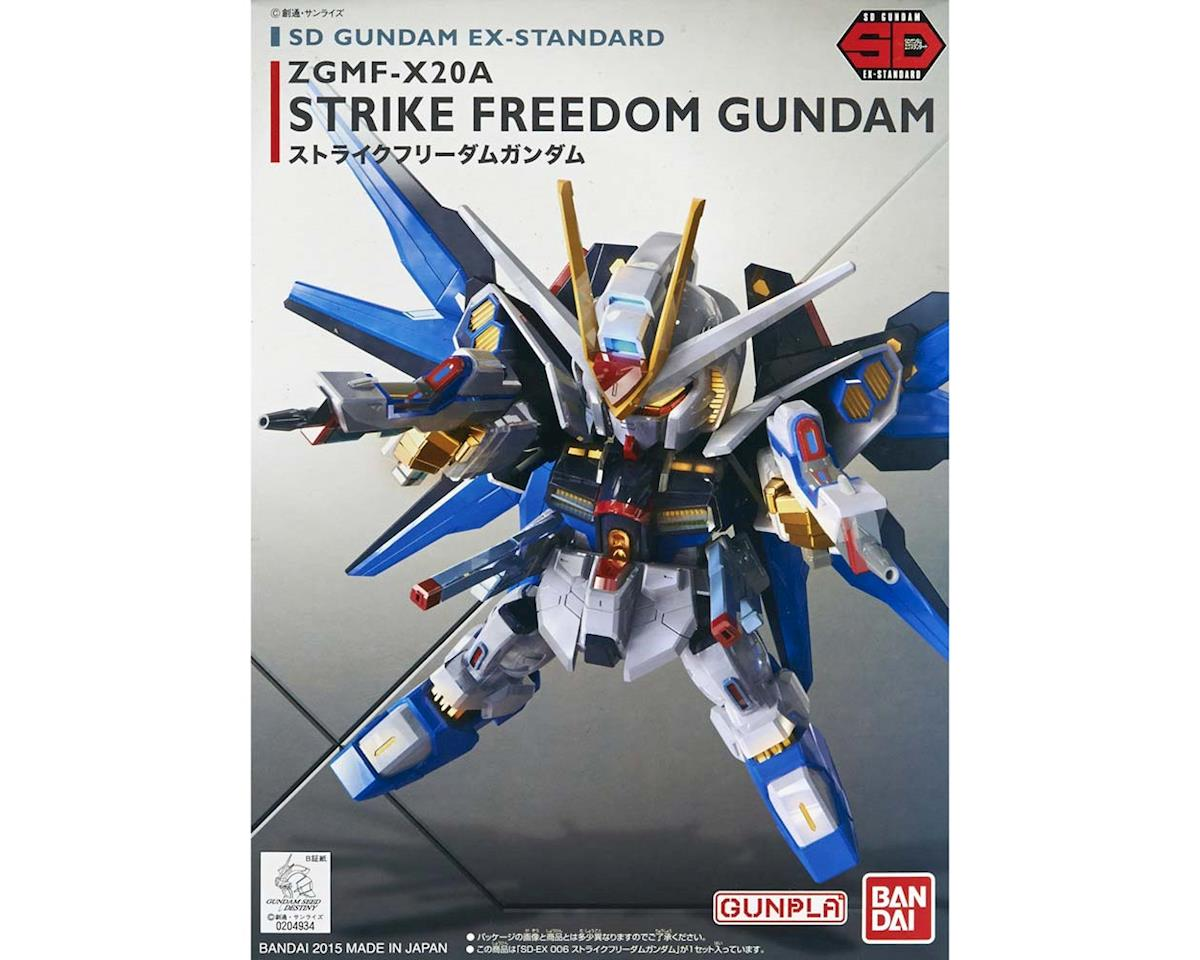 Bandai SD EX STD STRIKE FREEDOM