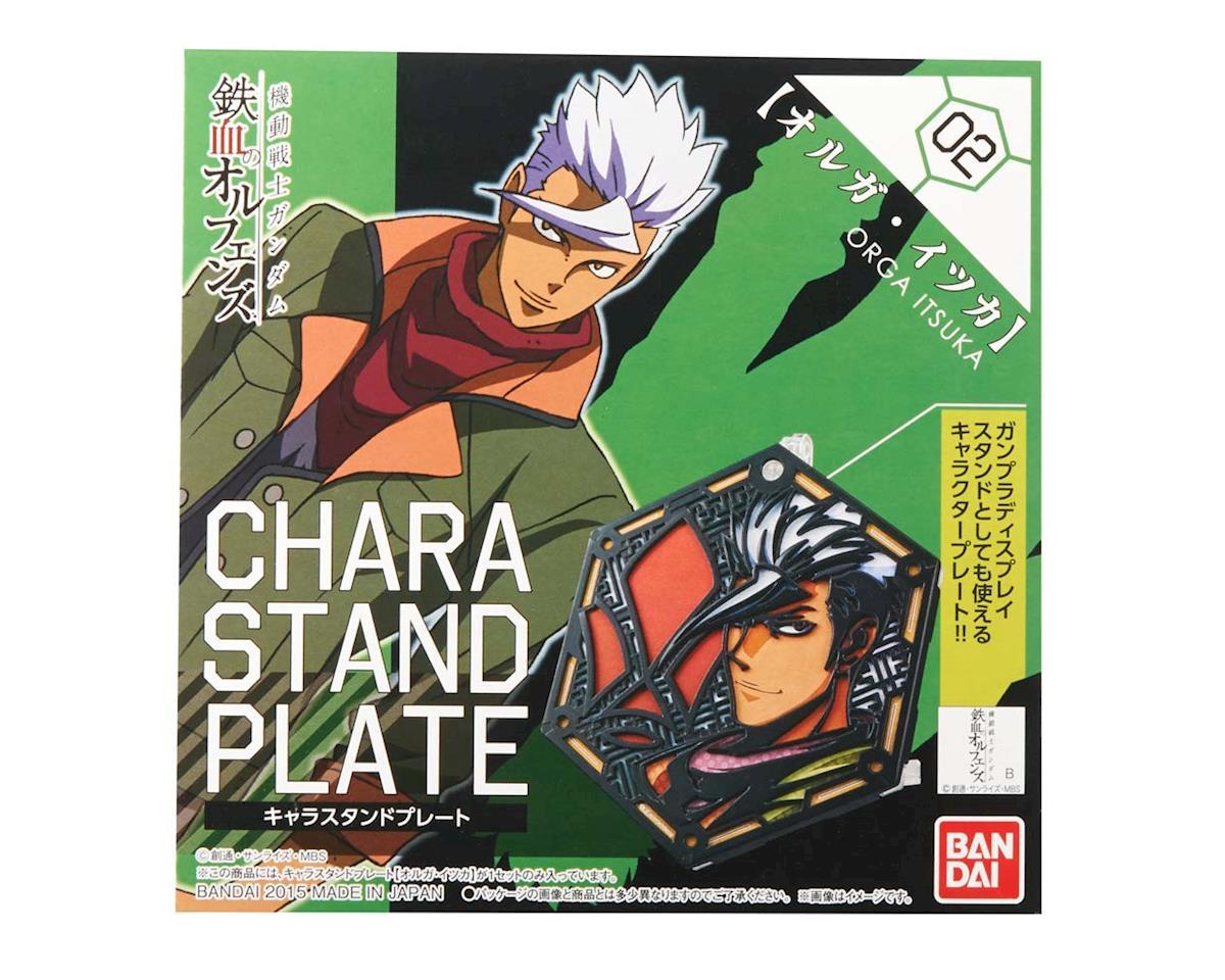 STAND PLATE ORGA ORPHANS by Bandai