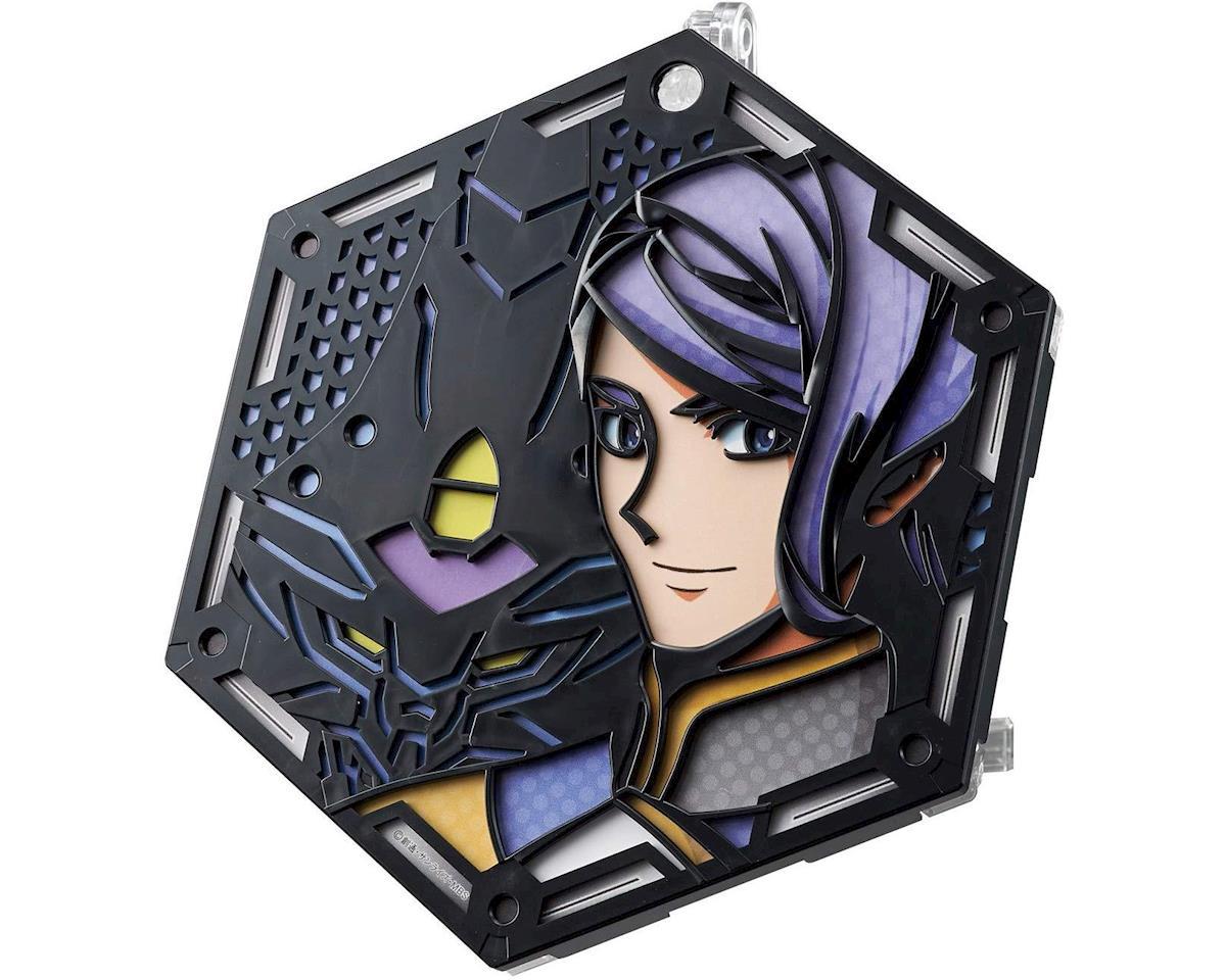 Bandai Character Stand Plate Gaelio Bauduin Gundam
