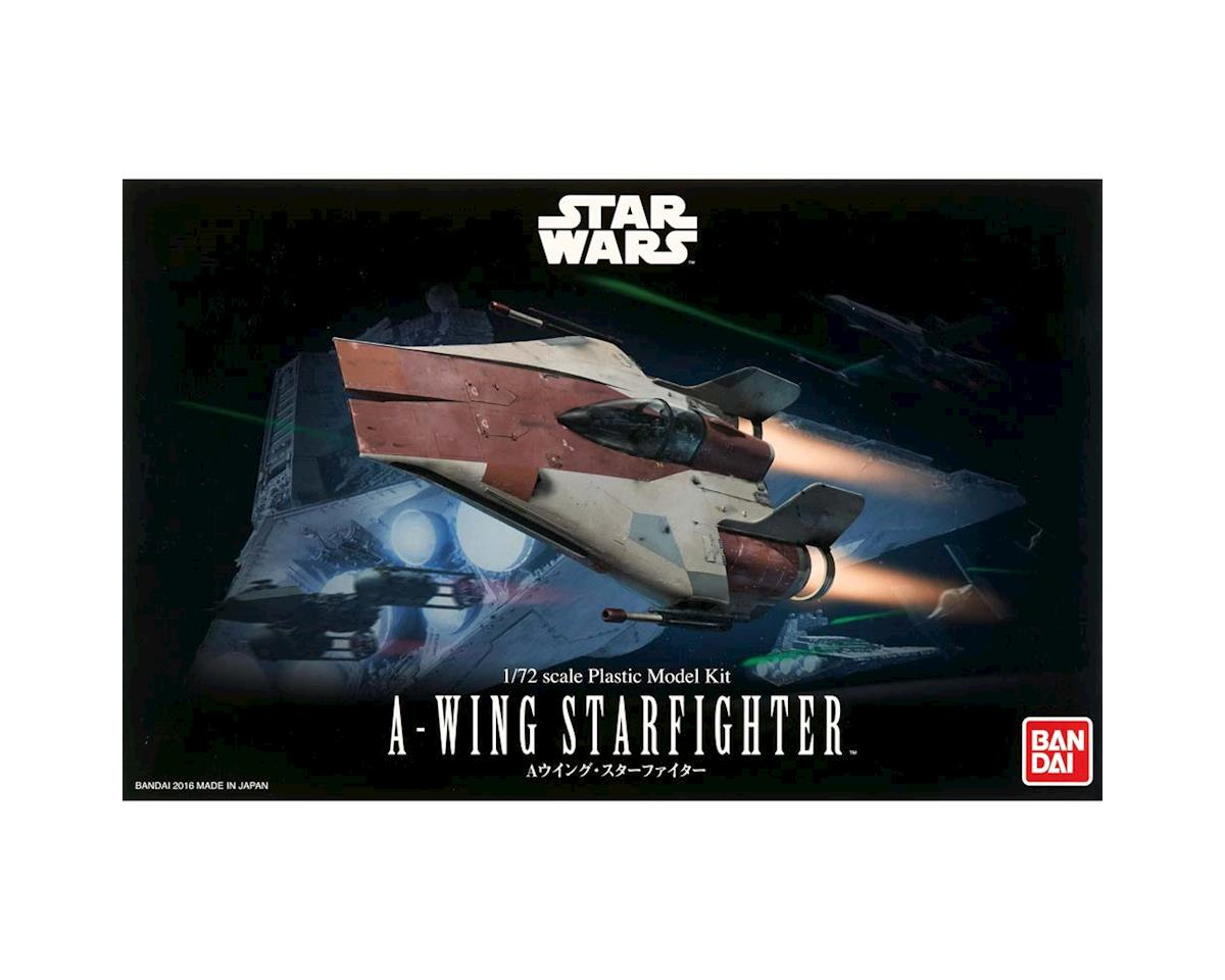 1/72 A-Wing Starfighter Star Wars by Bandai