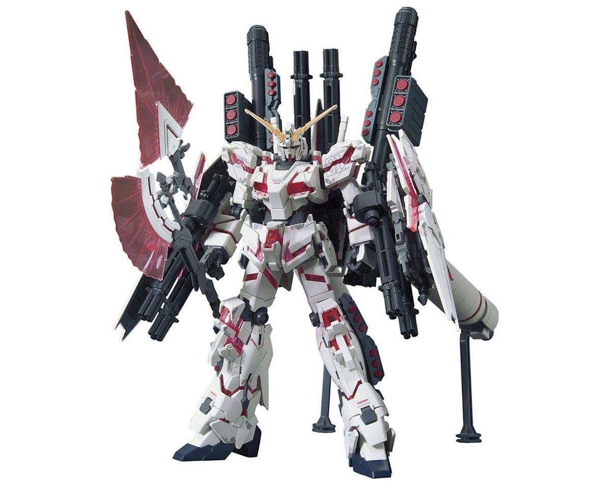 Bandai #199 RX-0 Full Armor Unicorn Gundam 1/144