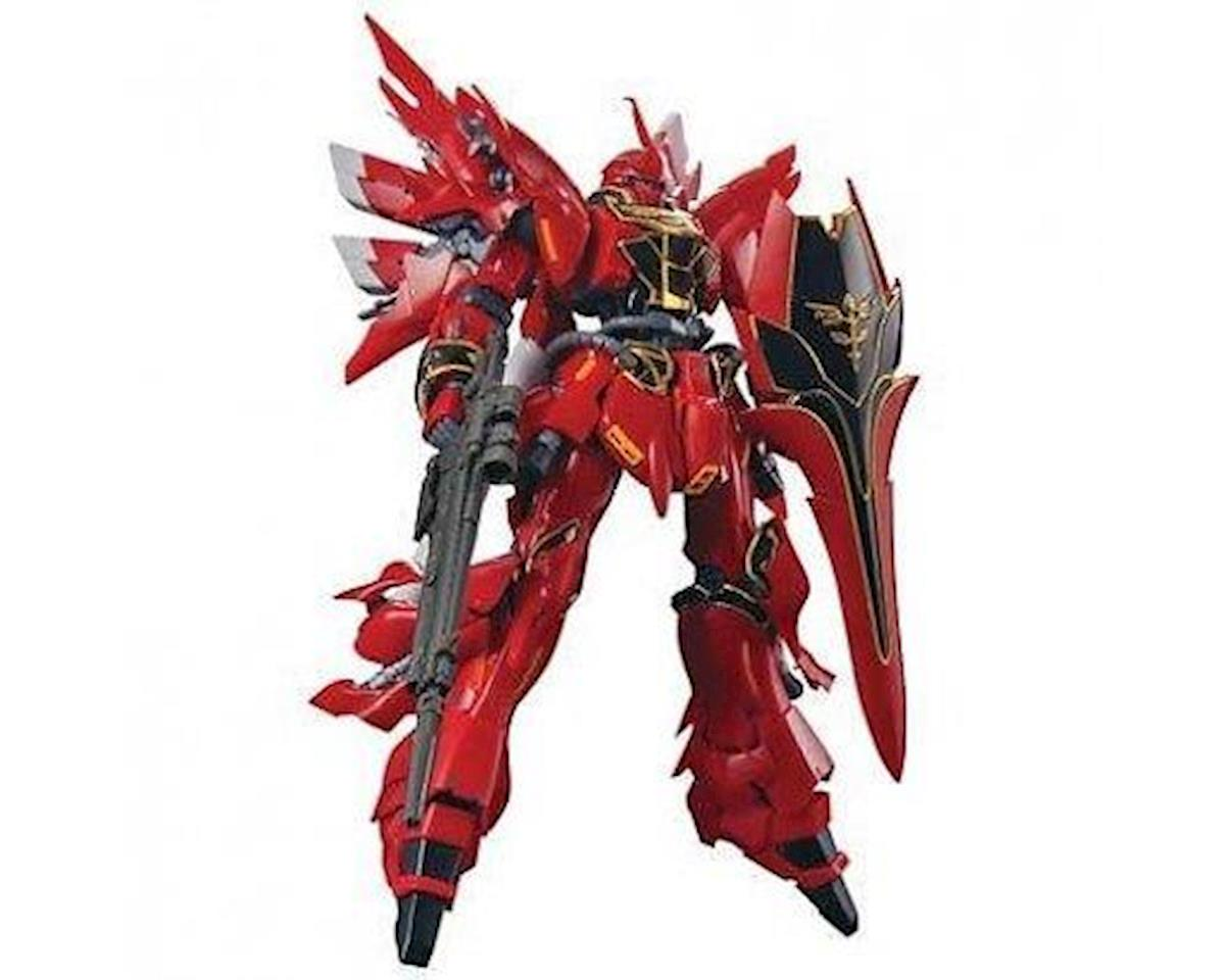 Bandai Rg 1/144 Msn-06S Sinanju Gundam Uc