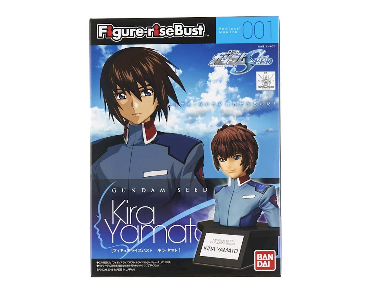 Kira Yamato Gundam Figure-Rise Bust by Bandai