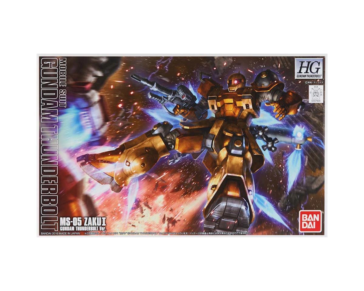 Hg 1/144 Zaku I Gundam Thunderbolt by Bandai