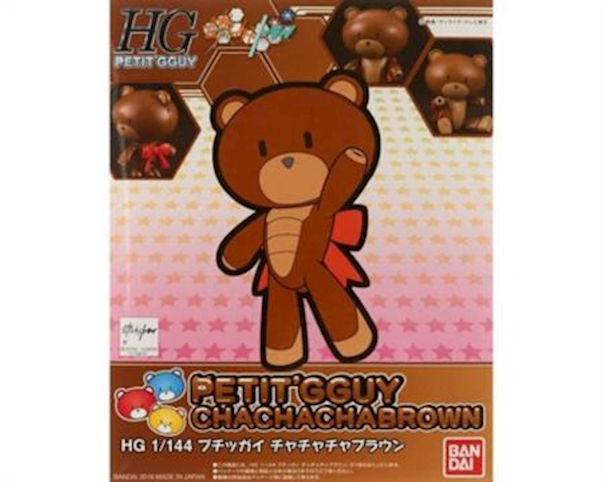 Build Fighters 1/144 Petit'gguy Cha Cha Brown by Bandai