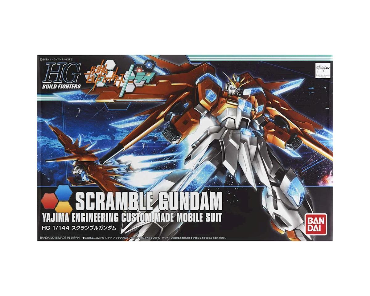 Bandai 1/144 Scramble Gundam Build Fighters Try HG