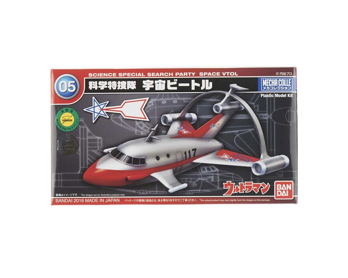 No.05 Space Vtol Ultraman Mechaclctn by Bandai