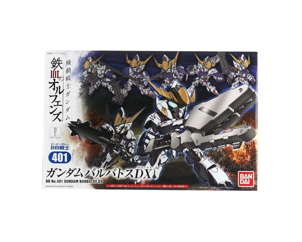 Bb401 Gundam Barbatos Dx Gundam Ibo by Bandai