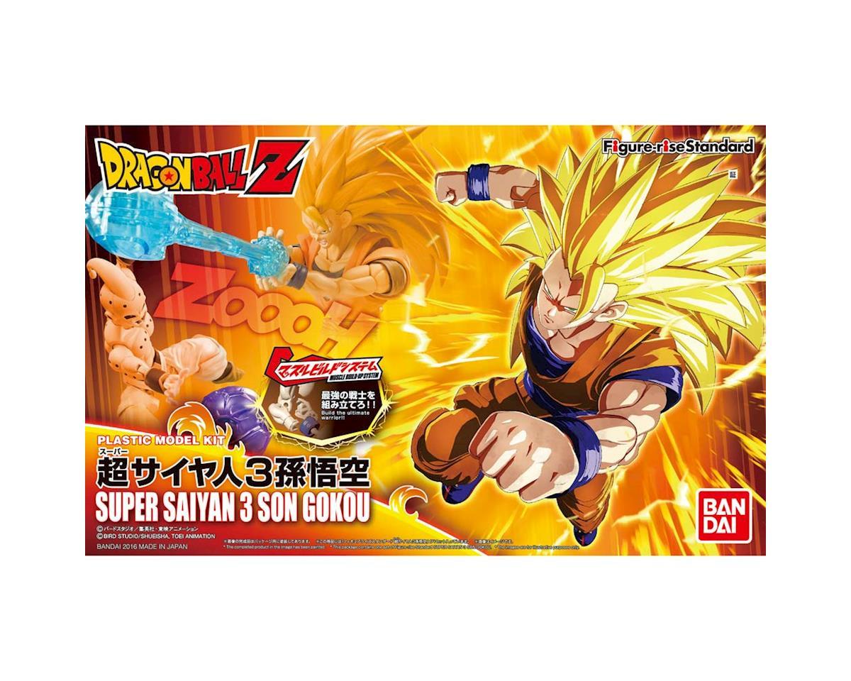 Bandai Super Saiyan 3 Son Goku Dragon Ball Z