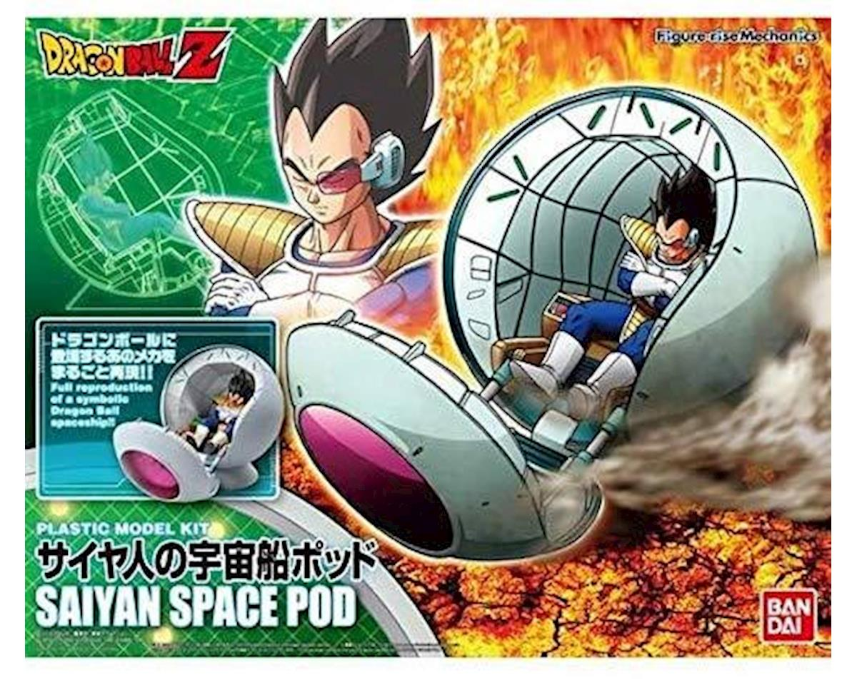 Bandai Saiyan Space Pod Dragon Ball Z Fig-Rise Mechanic