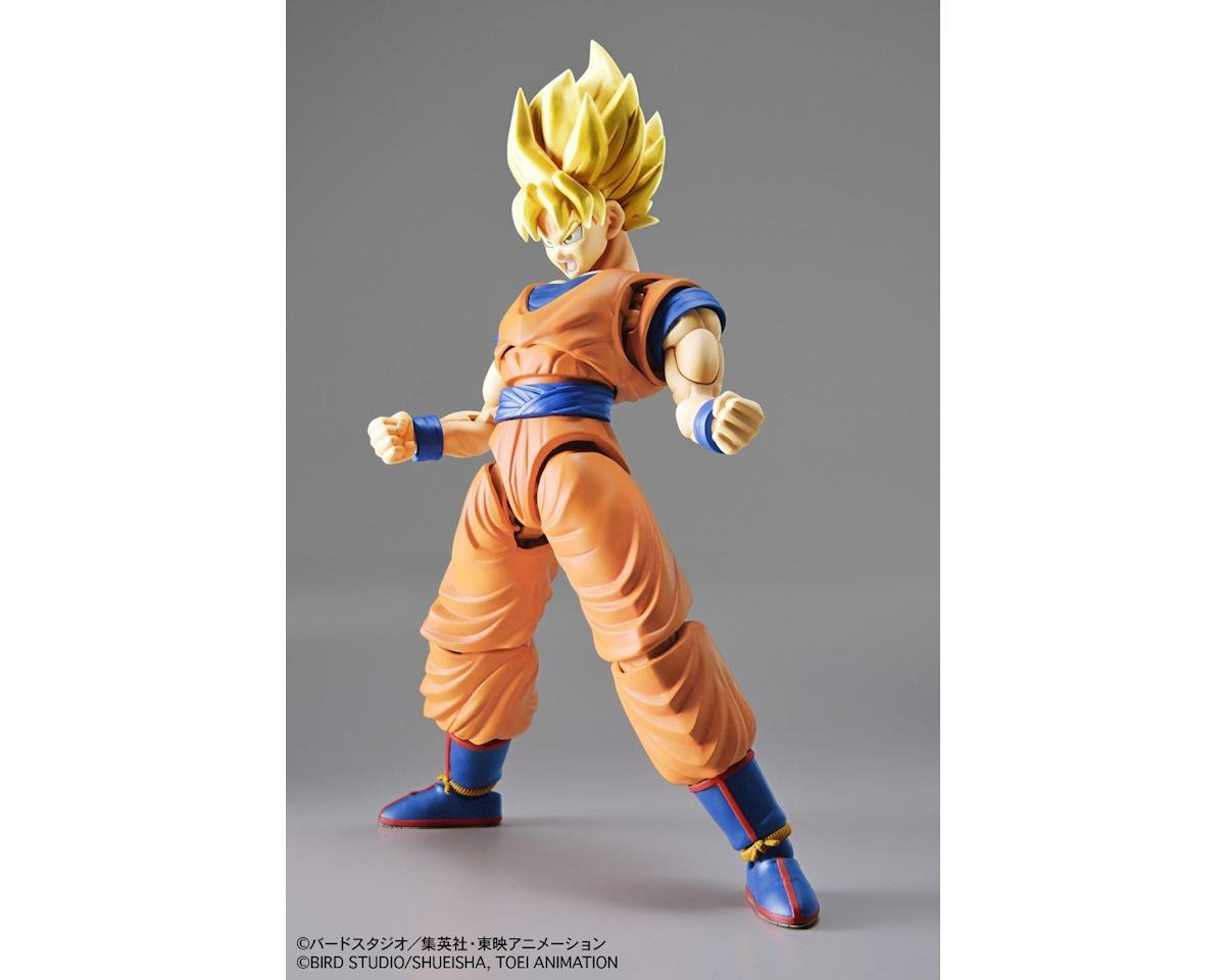 Bandai Dragon Ball Z Super Saiyan Son Goku