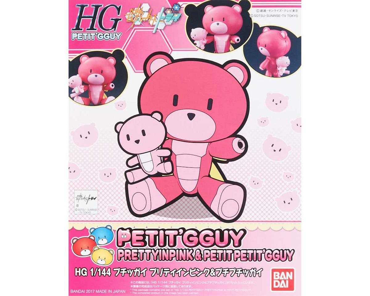 Bandai 1/144 Petit'Gguy Prettyinpink/Petit GUN BF HG