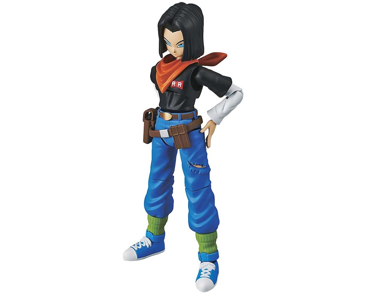 Bandai 215638 Android #17 Dragon Ball Figure-Rise Standard