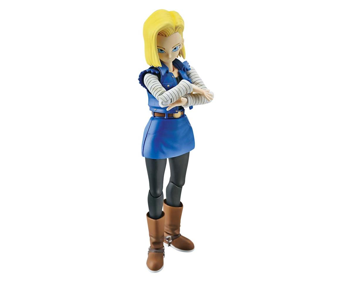 Bandai 215639 Android #18 Dragon Ball Figure-Rise Standard