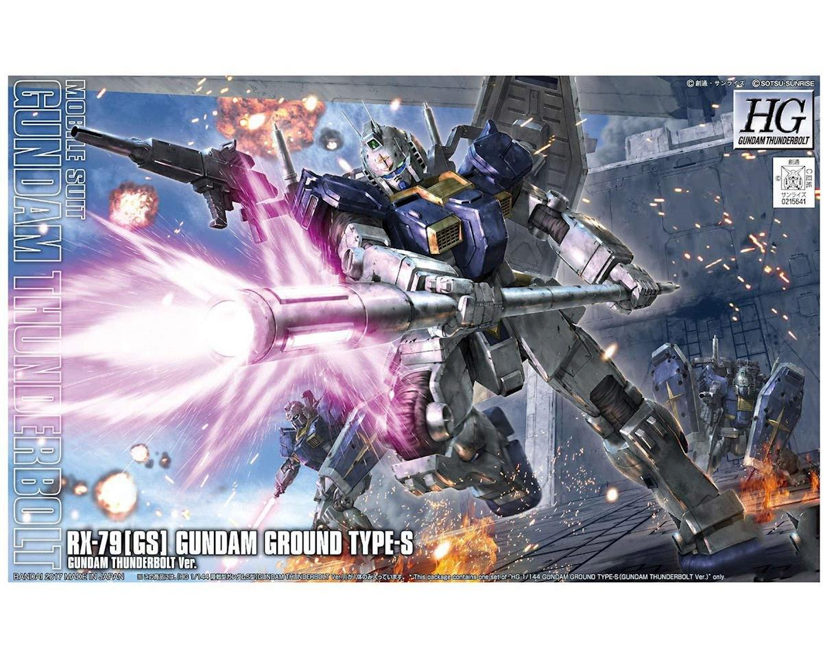 215641 1/144 Ground Type Thunderbolt Ver Gundam HG by Bandai