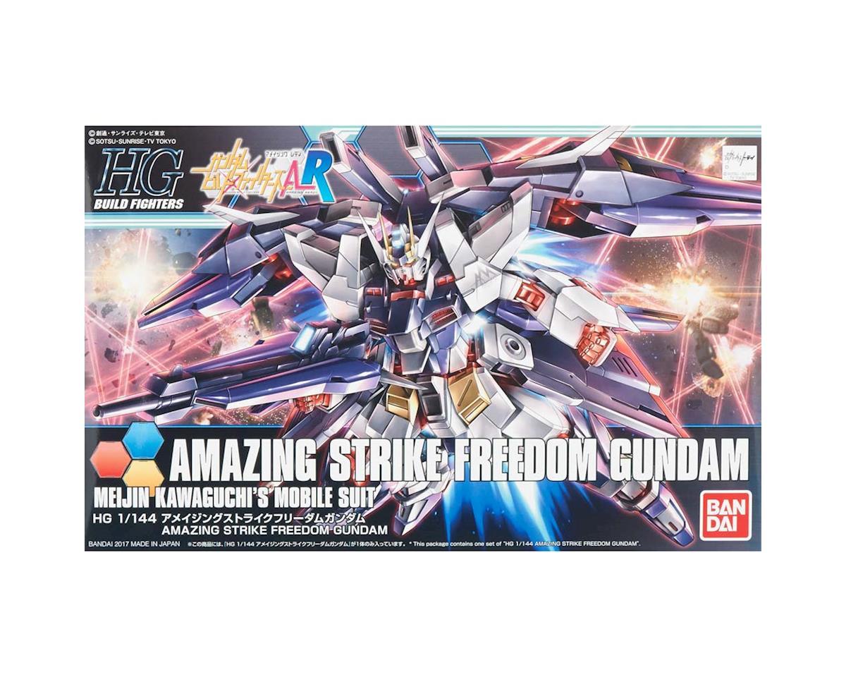 Bandai 216576 1/144 Amazing Strike Freedom GUN BF HG