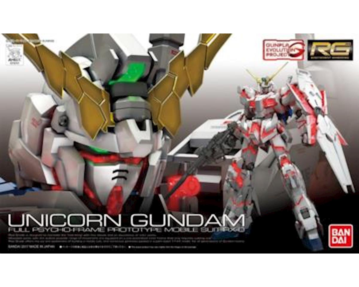 Bandai 216741 1/144 Unicorn Gundam Gundam UC Bandai RG